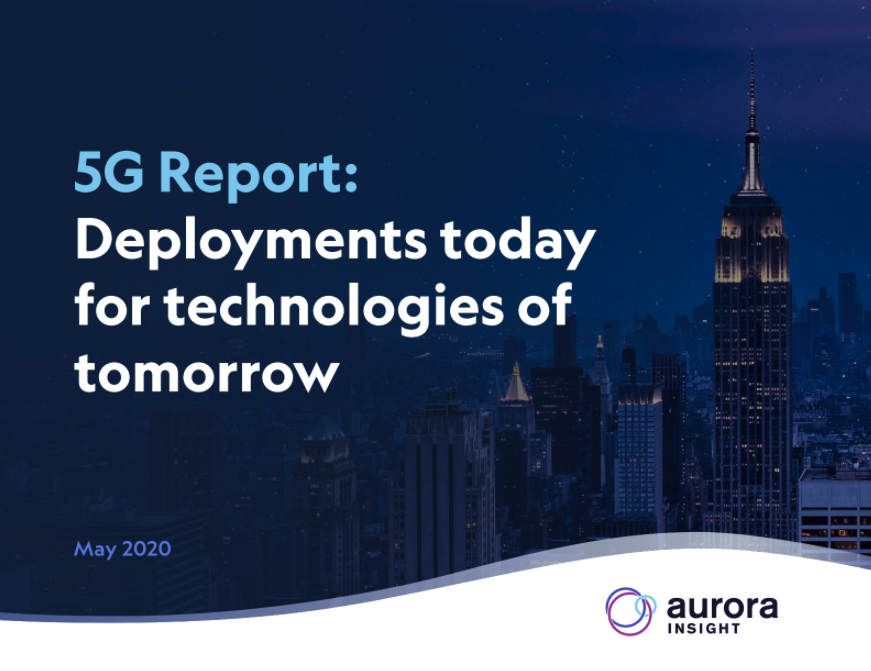 5G Report by Aurora Insight
