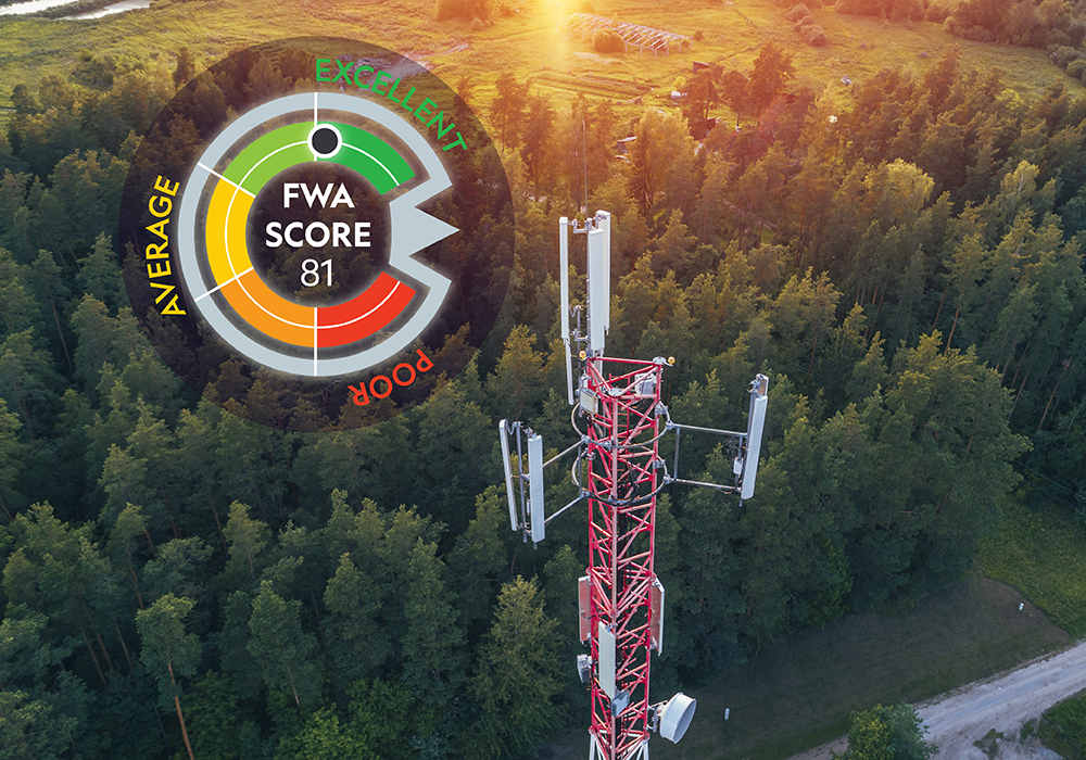 Fixed Wireless Access - How to create value with Fixed Wireless Access